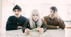 """Paramore announces new album, releases poppy single 'Hard Times'. Paramore has returned with a new single, """"Hard Times"""" and announced the release of their fifth album After Laughter, which will release on May Paramore Hayley Williams, Hayley Paramore, Paramore Lyrics, Taylor York, Pop Punk, Paramore After Laughter, Jackie Gleason, Old Faces, Bands"""