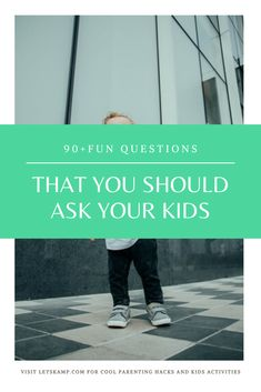 Strengthen your bond and have more quality time with your children using these questions to ask your kids. It's easy and exciting! Daily Questions For Kids Kids Questions, Funny Questions, Would You Rather Questions, This Or That Questions, Quality Time, It's Easy, Funny Kids, Parenting Hacks, Your Child
