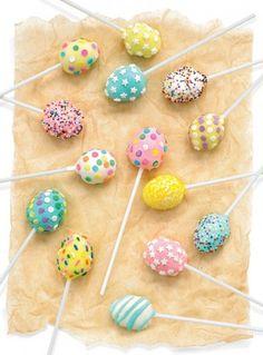 Carrot-Cake Easter Egg Cake Pops - Parenting.com