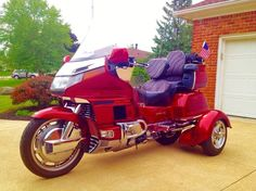 Motorcycles For Sale: Motorcycles - Cycle Trader Goldwing Trike, Trike Kits, Motorcycles For Sale, Campers, Motorbikes, Touring, Honda, Wings, Trucks
