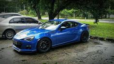 blue brz   RALLY BLUE BRZ Compilation - Page 30 - Scion FR-S Forum   Subaru BRZ ...