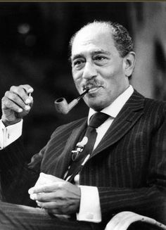 Great  Mohamed Anwar Sadat Egypt's president, who was killed treacherously,by, the Muslim Brotherhood terrorist