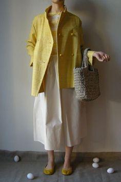 Daniela Gregis Margherita Jacket Casual Outfits, Fashion Outfits, Fashion Trends, Only Fashion, Womens Fashion, Shabby Look, Moda Boho, Moda Casual, Mode Inspiration