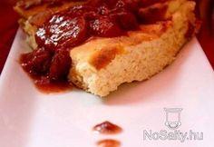 Lisztmentes túrós csoda Dairy Free, Gluten Free, Diabetic Desserts, Eat Dessert First, Cornbread, French Toast, Cheesecake, Muffin, Food And Drink