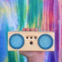 Railay Bongo Bamboo Wood Speaker Awesome, Cool Gadgets, Entertainment, Home, Travel Gadgets