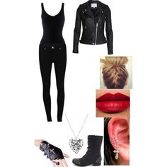 """""""Shadow hunter outfit"""" by athenasofia on Polyvore"""