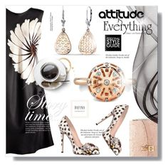 """""""Dafina Jewelry"""" by sans-moderation ❤ liked on Polyvore featuring Delada, GEDEBE, Dolce&Gabbana and Guide London"""