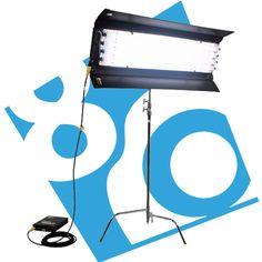 Kiralık kino Flo Işık, Bu Gaffer kiti kutu içinde tam bir aydınlatma…