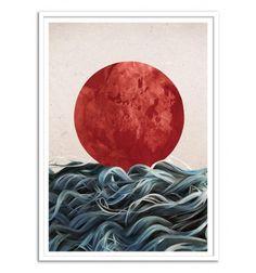Sunrise in Japan - Ruben Ireland