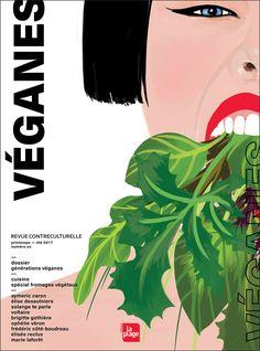 Première revue végane engagée qui conjugue militantisme, lifestyle et politique, Véganes est un mook chic illustré dirigé par le philosophe Martin Gibert...