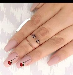 Learn how to create Valentines Day Nail Art Designs & Ideas for 2020 Rose Nails, Flower Nails, Pink Nails, Glitter Nails, Gel Nails, Pink Glitter, Best Acrylic Nails, Summer Acrylic Nails, Classy Nails