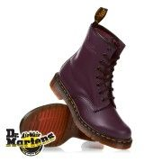 Dr Martens 1460 Smooth Boots - Purple
