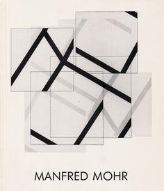 by Manfred Mohr 1987 Wilhelm Hack Museum Book Cover Design, Book Design, Imagination Quotes, Abstract Geometric Art, Concrete Art, Computer Art, Generative Art, Art Archive, Museum