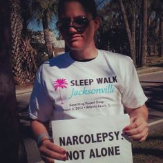 Jess in Florida at Project Sleep's Sleep Walk Jacksonville event! Awareness Campaign, Photo Series, Product Launch, Florida, Sleep, T Shirts For Women, Mens Tops, Fashion, Moda