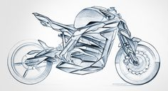 motorcycle/scooter sketches & renders by adityaraj dev, via Behance Bike Sketch, Car Sketch, Illustration Sketches, Drawing Sketches, Sketching, Motorbike Drawing, Motorbike Design, Futuristic Motorcycle, Sketch Inspiration