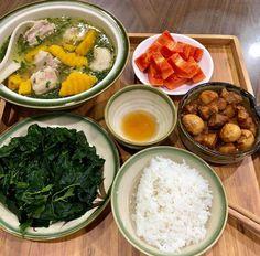 A Food, Good Food, Food And Drink, Korean Food, Chinese Food, Home Meals, Vietnamese Cuisine, Indonesian Food, Dessert Drinks