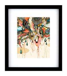 Giclee Fine Art Print Allusion Print by yellena on Etsy