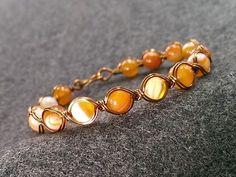 Wire bangle - How to make wire jewelery 212 - YouTube