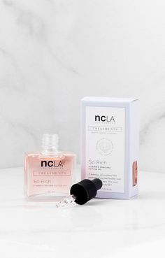 NCLA SO RICH nail treatment full size BNIB