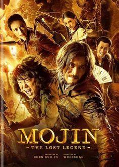Mojin - The Lost Legend [DVD] [2015]