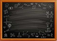 Kids Background, Paper Background, Templates Printable Free, Printable Designs, Powerpoint Background Free, File Decoration Ideas, School Murals, School Clipart, Kindergarten Graduation
