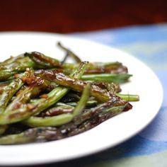 Chinese Restaurant-Style Sautéed Green Beans