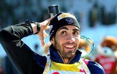 Championnat du monde de Biathlon : Martin Fourcade, l'homme en or ! Félicitations pour sa performance !