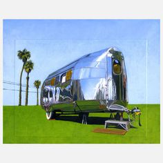 Road Chief Archival Print now featured on Fab.
