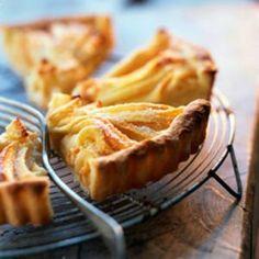 tarte aux pommes paysanne
