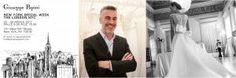 """Abiti da sposa 2018, Giuseppe Papini: """"La nuova collezione è un inno al Romanticismo"""""""