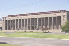Escuela Militar del General Bernardo O'Higgins Chile, Garage Doors, Outdoor Decor, Travel, Home Decor, Monuments, Countries, Military, Places