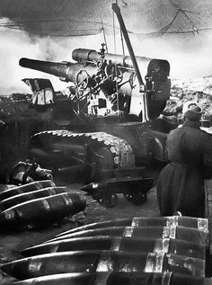 Red Army self propelled cannon.