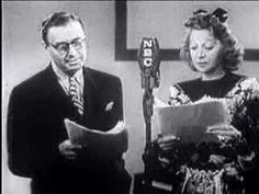 April 1942 Jack Benny Broadcast from Camp Haan, California (Part 1)