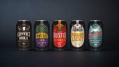 Traditional And Contemporary Elements Combine On Communiti Craft Beer's Label Design | Dieline - Design, Branding & Packaging Inspiration Craft Beer Labels, Spice Labels, Beer Packaging, Beverage Packaging, Botanicals For Gin, Isle Of Harris Gin, Beer Label Design, How To Make Beer, Brewing Co