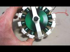 3ders.org - Build a 3D printed motor runs almost like a perpetual machine | 3D Printer News & 3D Printing News
