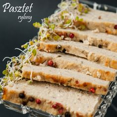 PASZTET RYBNY | Lepszy Smak Polish Recipes, Polish Food, Fish And Seafood, Mexican, Bread, Meals, Cooking, Ethnic Recipes, Meal Ideas