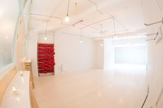 Stretch Yoga Studio — Furniss & May Plywood, Stretching, Hospitality, Signage, Reception, Retail, Yoga, Studio, Home Decor