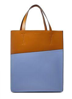 Marni for Women   Shop now at LN-CC - Museo Leather Tote Bag - bags, chloe, gucci, laptop, messenger, balenciaga bag *ad