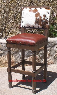 Pia Southwestern Style Bar Stools. Not a bad price either. Less than $400