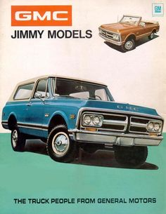 1970 GMC Jimmy