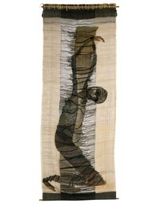 Lenore Tawney: Spiritual Revolutionary   American Craft Council, textiles, weaving, tapestry