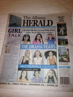 The Albany Herald (Haley's hometown paper)