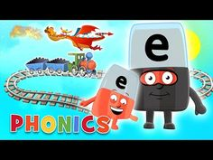 Phonics - Journey Through the Alphabet! | Learn to Read | Alphablocks - YouTube Phonics Sounds, Letter E, Learn To Read, Alphabet, Kindergarten, Journey, Activities, Learning, Youtube