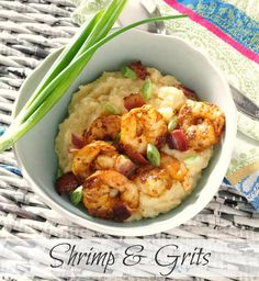 South Your Mouth: Southern Shrimp and Grits