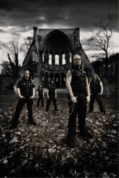 Orden Ogan - Power Metal band from Germany.