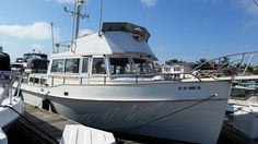 The Mermaid Lounge. Taking my 1969 Grand Banks from forlorn to fabulous!  Mywoodboat.com #mywoodboat #grandbanks