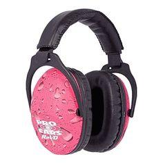 Pro EarsPassive Revo 25Pink Rain Muffs