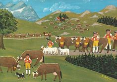 Rohner - Appenzell Naive Art