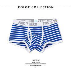 Hot Sale Men Male Underwear Men's Boxer Underwear Sexy Boxer Shorts Underwear Sexy Men Los hombres boxeador drop shipping