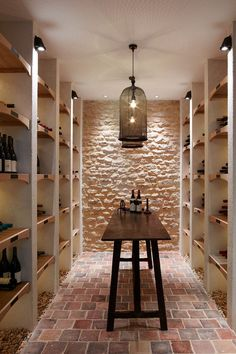 Wine Cellar #WineCellar